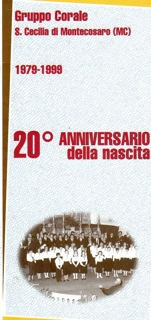20 annivers. 99