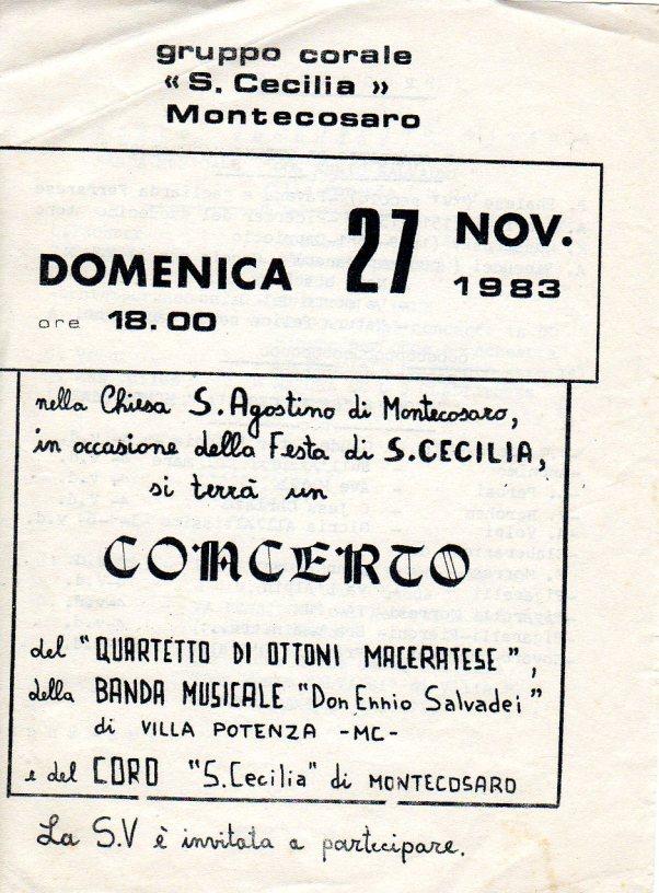 concerto s.cecilia 83