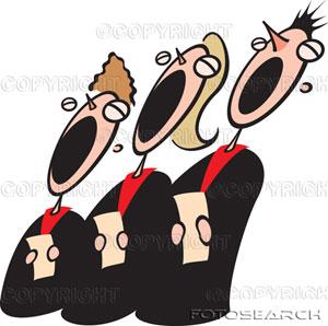 Cantare in un coro