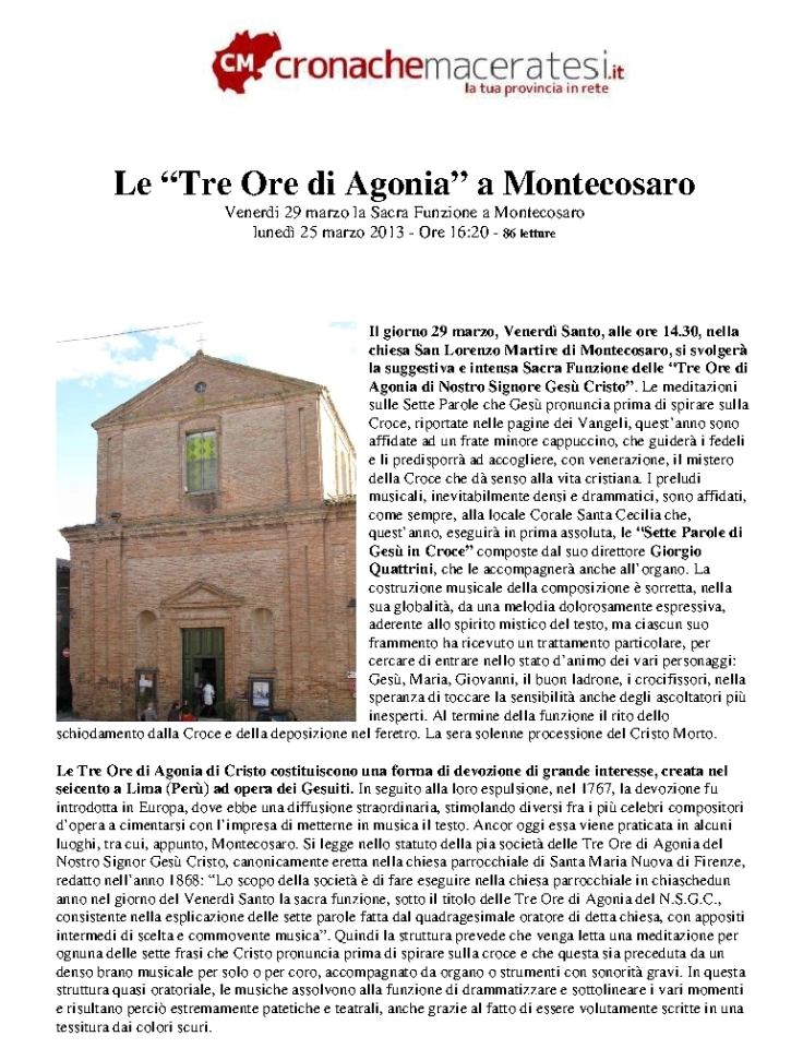 cronache maceratesi tre ore mar 2013-01